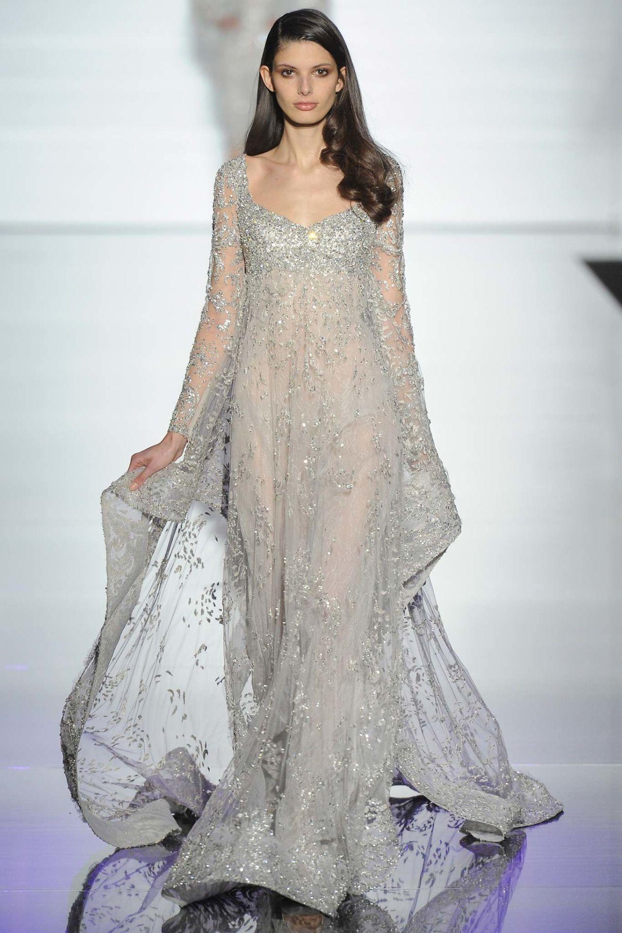 Zuhair murad spring couture inspirational fashion