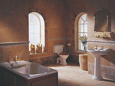 Badezimmer Im Mediterranen Stil: Badezimmer Wie In Der Toscana ... Badezimmer Wohnen
