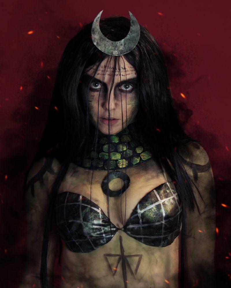 Enchantress suicide hot squad Cara Delevingne