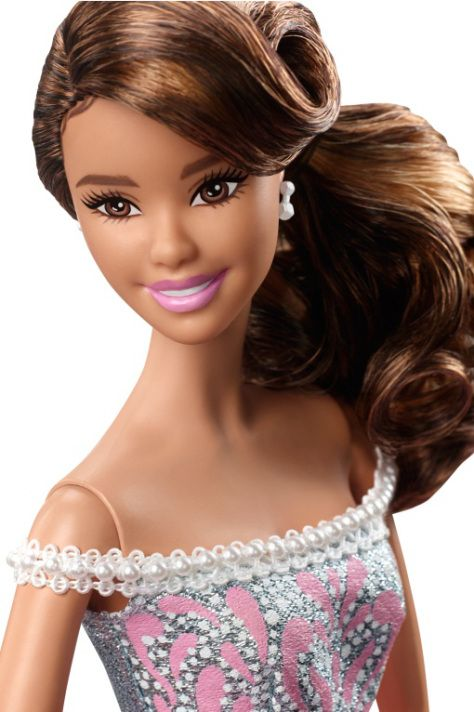 2017 Birthday Wishes Barbie Doll Hispanic3
