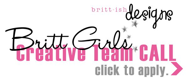 great opportunity for some digi scrappers - Britt & her digi designs are awesome :)