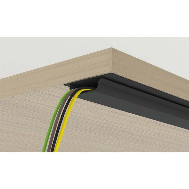 under desk cable trunking
