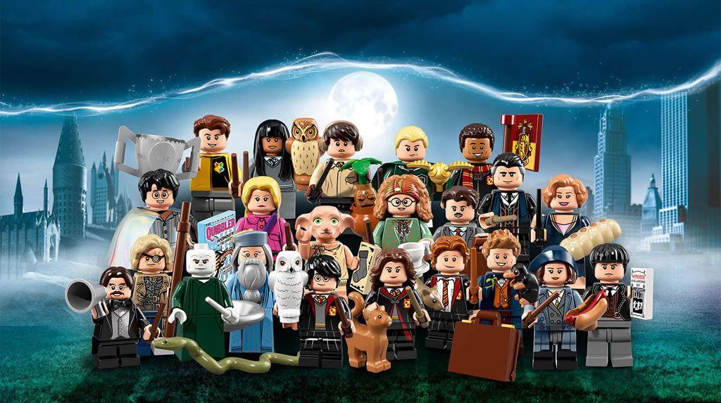 LEGO HARRY POTTER IN HOGWARTS GRYFFINDOR MINIFIGURE COLLECTIBLE GENUINE LEGO
