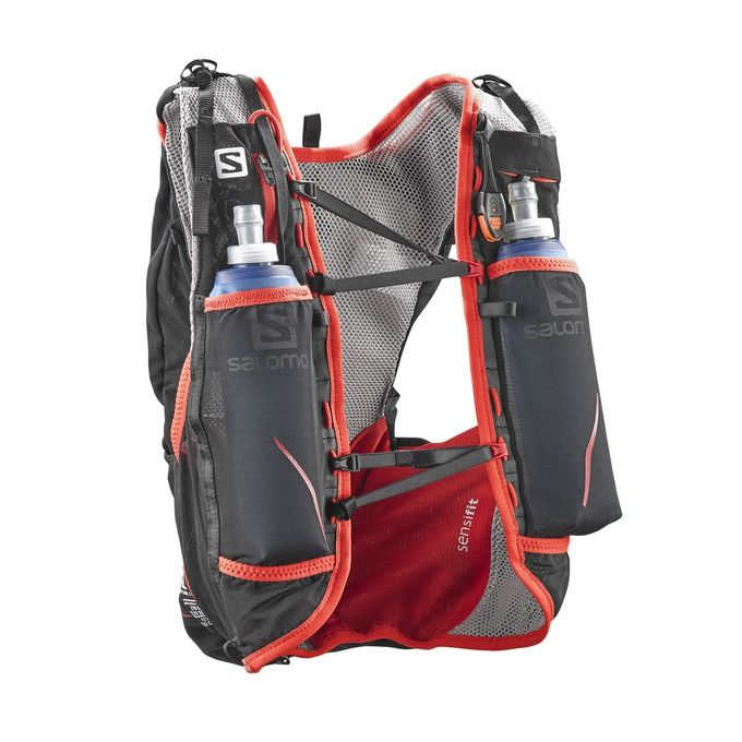 S Lab Adv Skin 12set Salomon Hydration Pack Golf Bags Running Gear