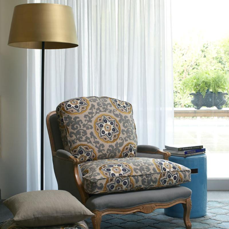 Warwick Fabrics ARSARI Dining room chairs ikea, Comfy