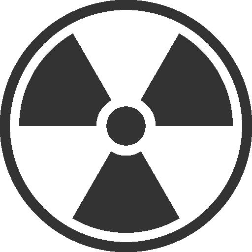 Black And White Radiation Symbol Png Image Black And White Symbol Shirts Tattoo Templates