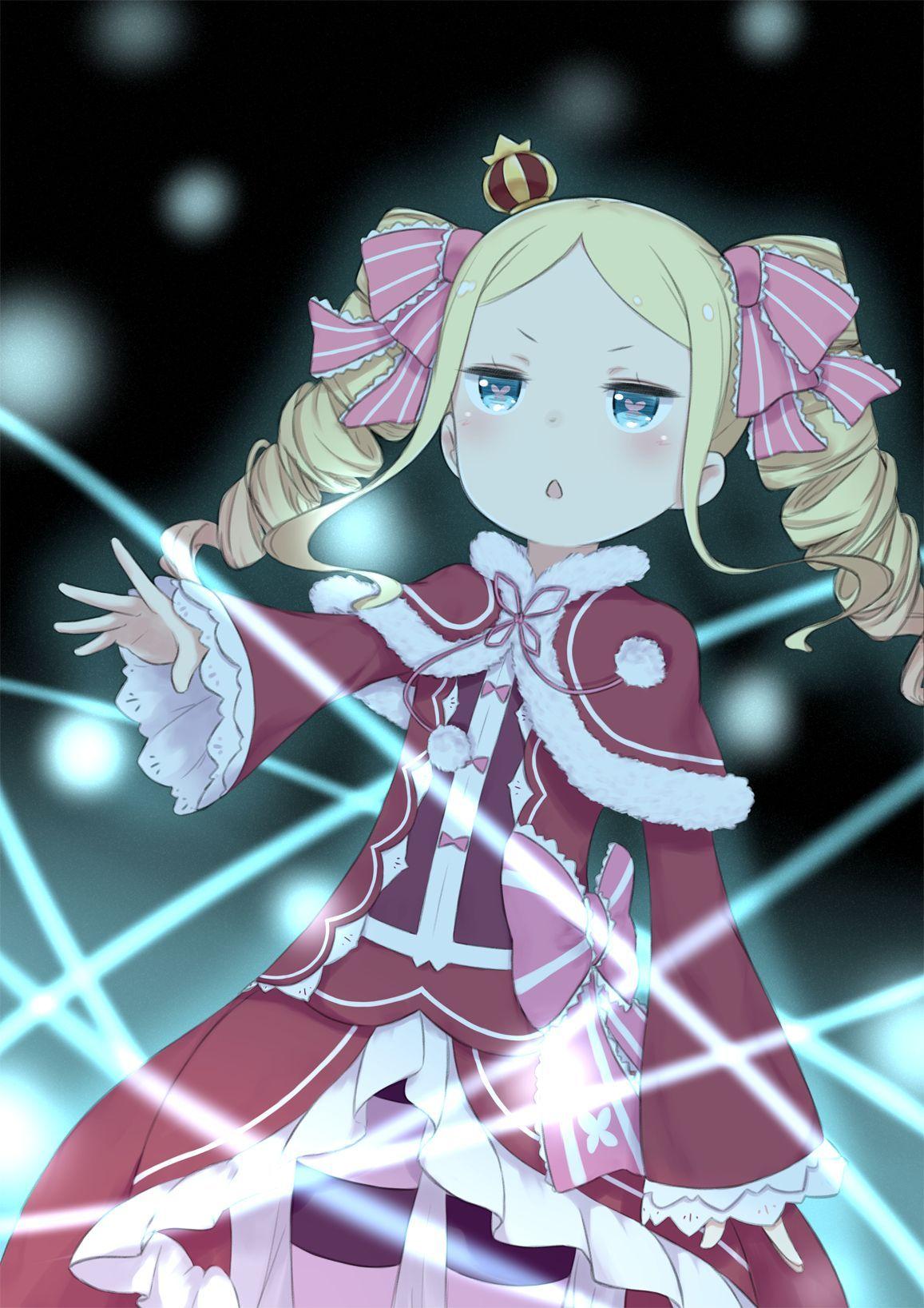 Wallpaper Anime Re Zero em 2020 Re zero, Anime, Manga