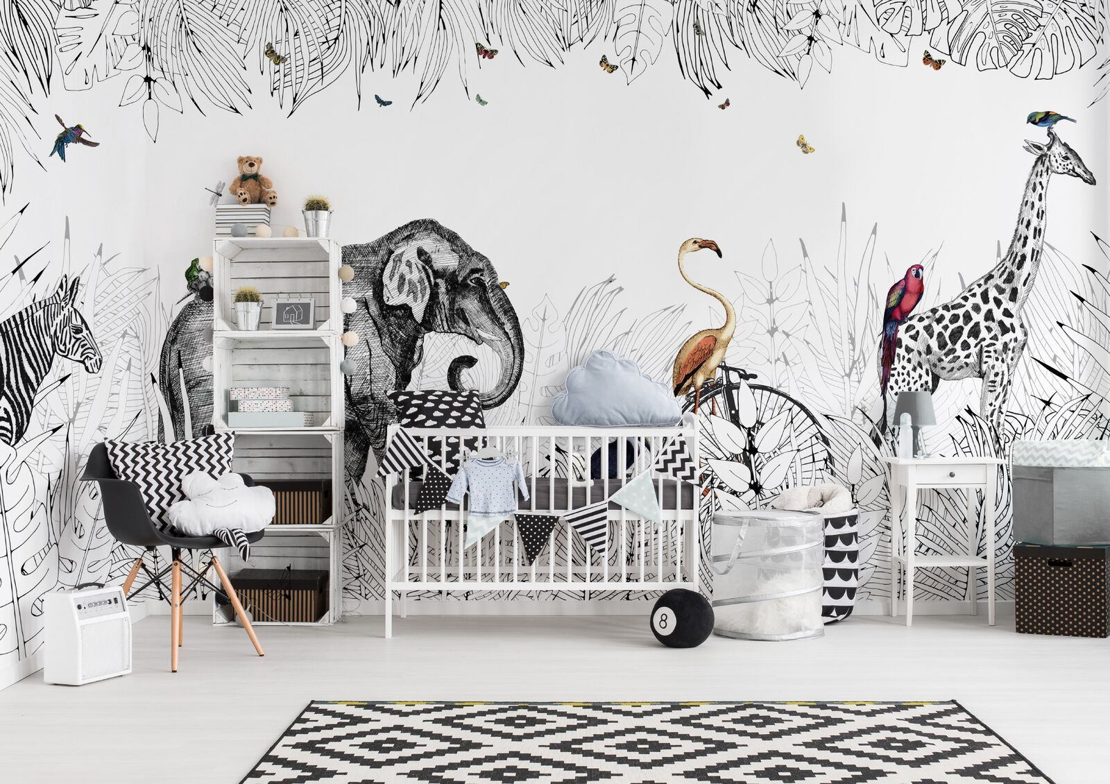 papier peint m trozoo collection volume 3 dit par au. Black Bedroom Furniture Sets. Home Design Ideas