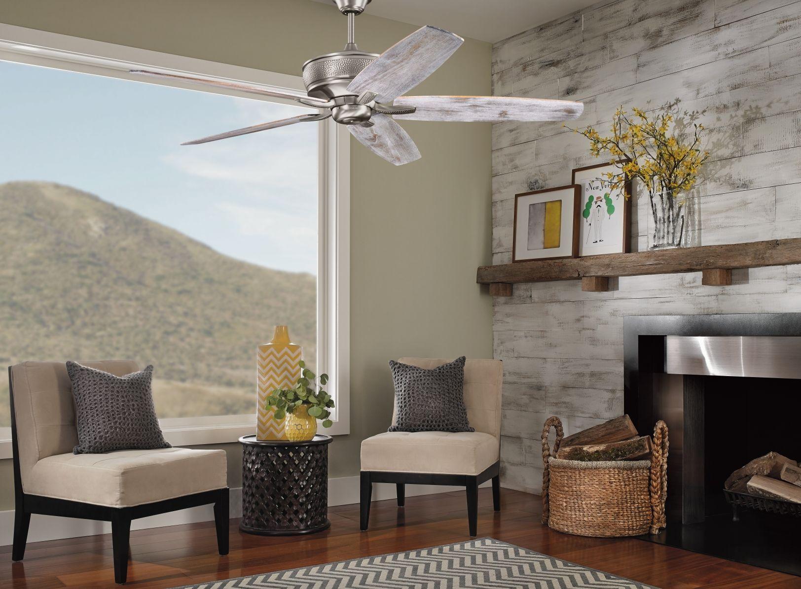 Kichler Monarch ceiling fan Ceiling Fans Pinterest