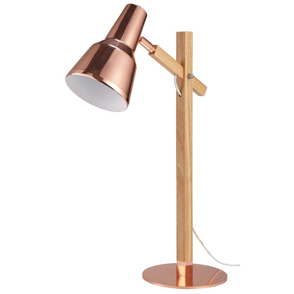 Lampe Orientable En Metal Cuivre Rose Coper Pinterest Copper
