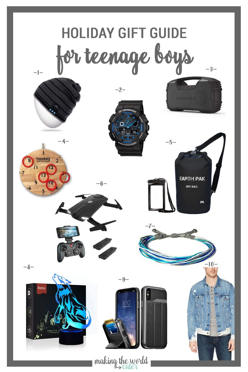 f3f4320ffbd 10 Brilliant Gifts for Teen Boys for any Holiday or Gift Giving Occasion