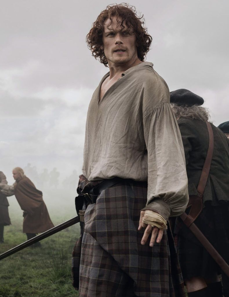 New 'Outlander' Season Three Official Photos Featuring Jamie, Claire, Frank, and BJR | Outlander TV News