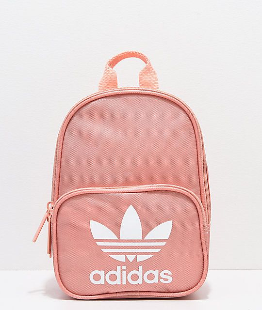 adidas Santiago Dust Pink Mini Backpack in 2019  0c595bd13ed21