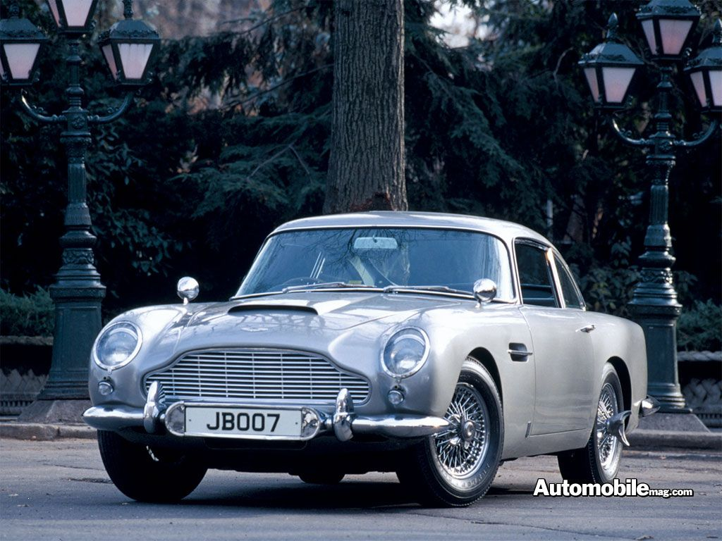 aston martin db5 ~ quintessential bond car | classic cars