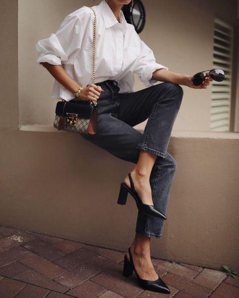Photo of La chemise blanche, un basique essentiel !