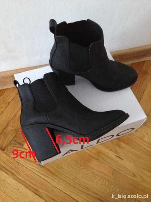 Botki Damskie W Szafa Pl Botki Zamszowe Na Obcasie Zimowe Shoes Fashion Wedges