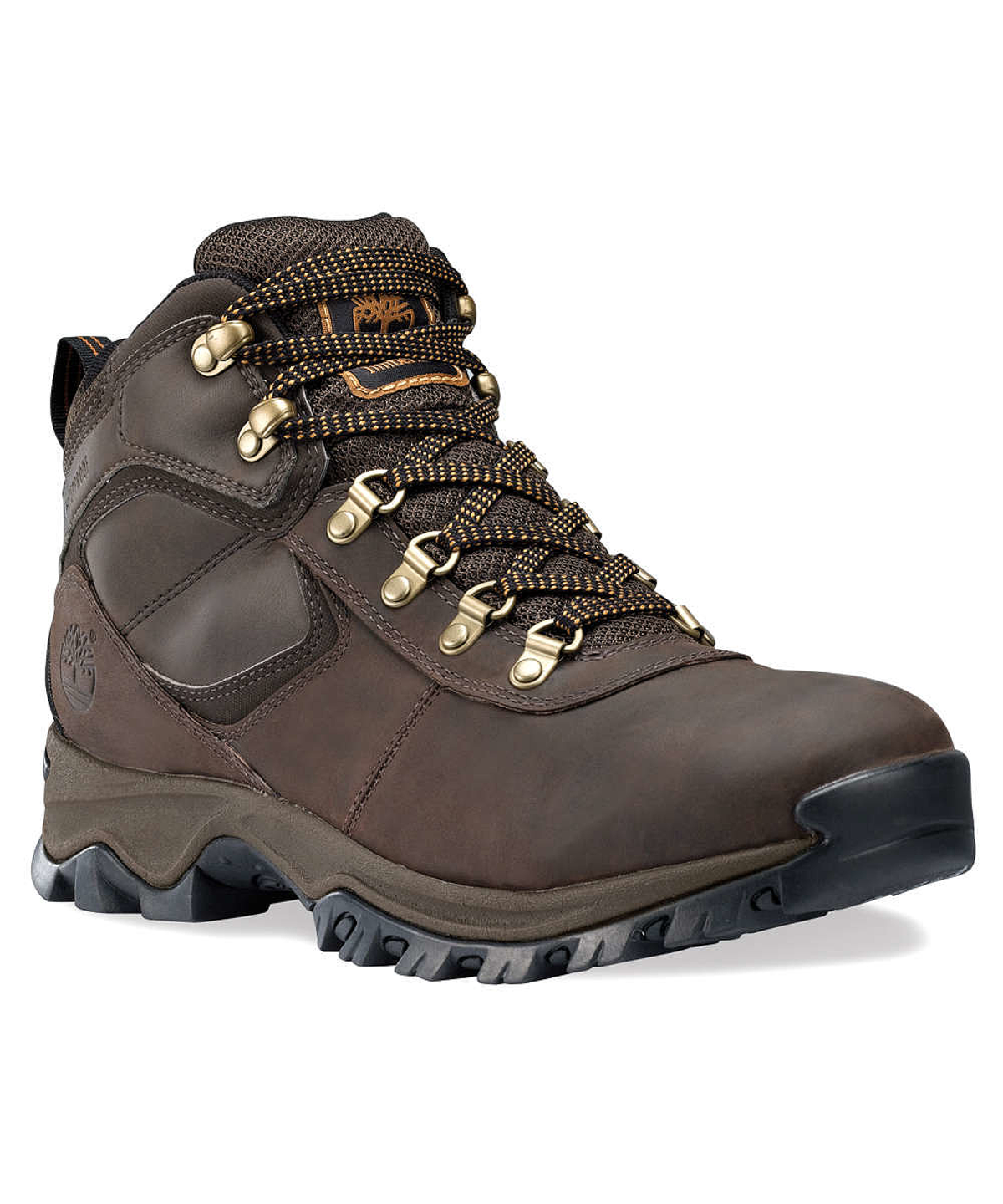 Men's Leather Boots Mt Hiking Earthkeepers® Timberland Maddsen SBqnTTd