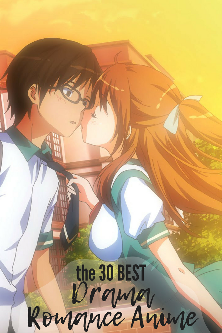 The 30 Best Drama Romance Anime Series All about Falling