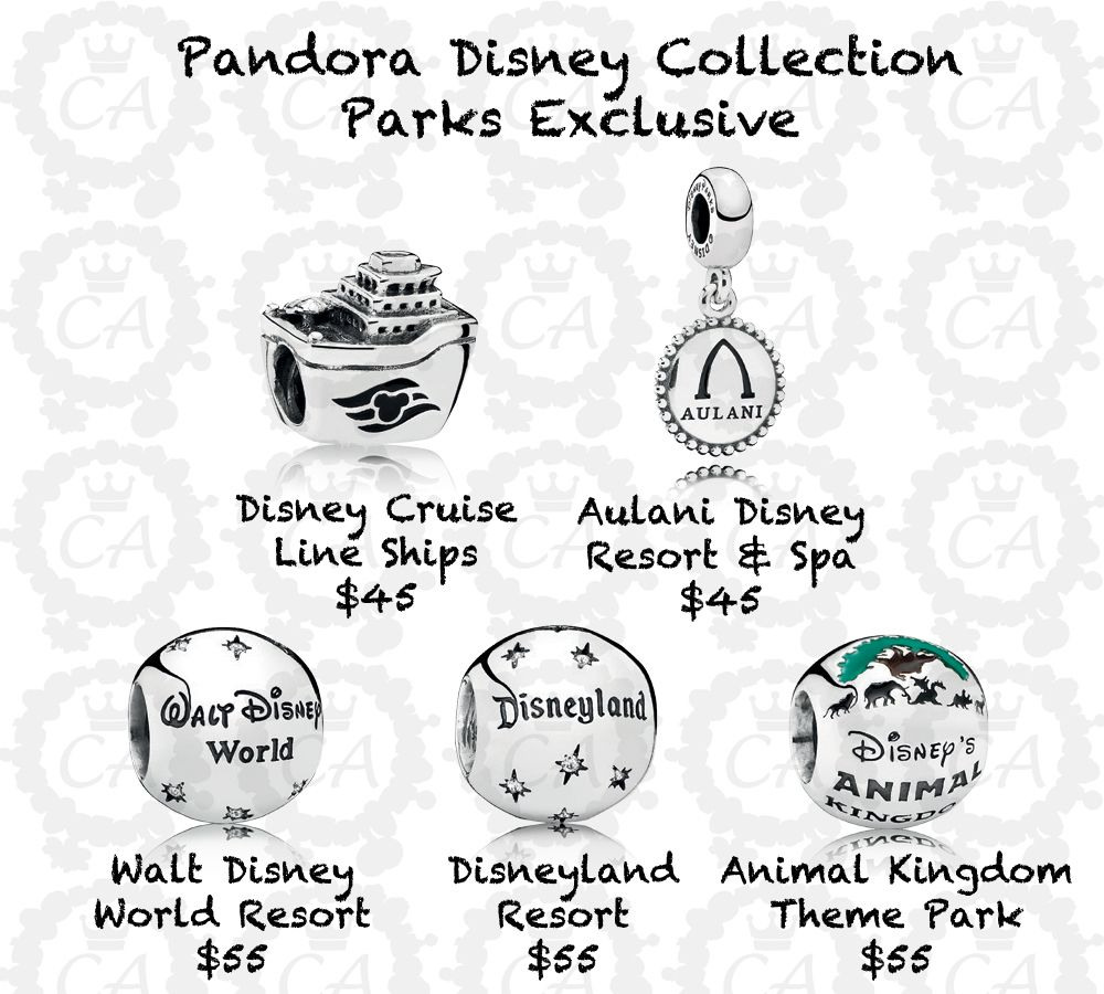 pandora charms animal kingdom