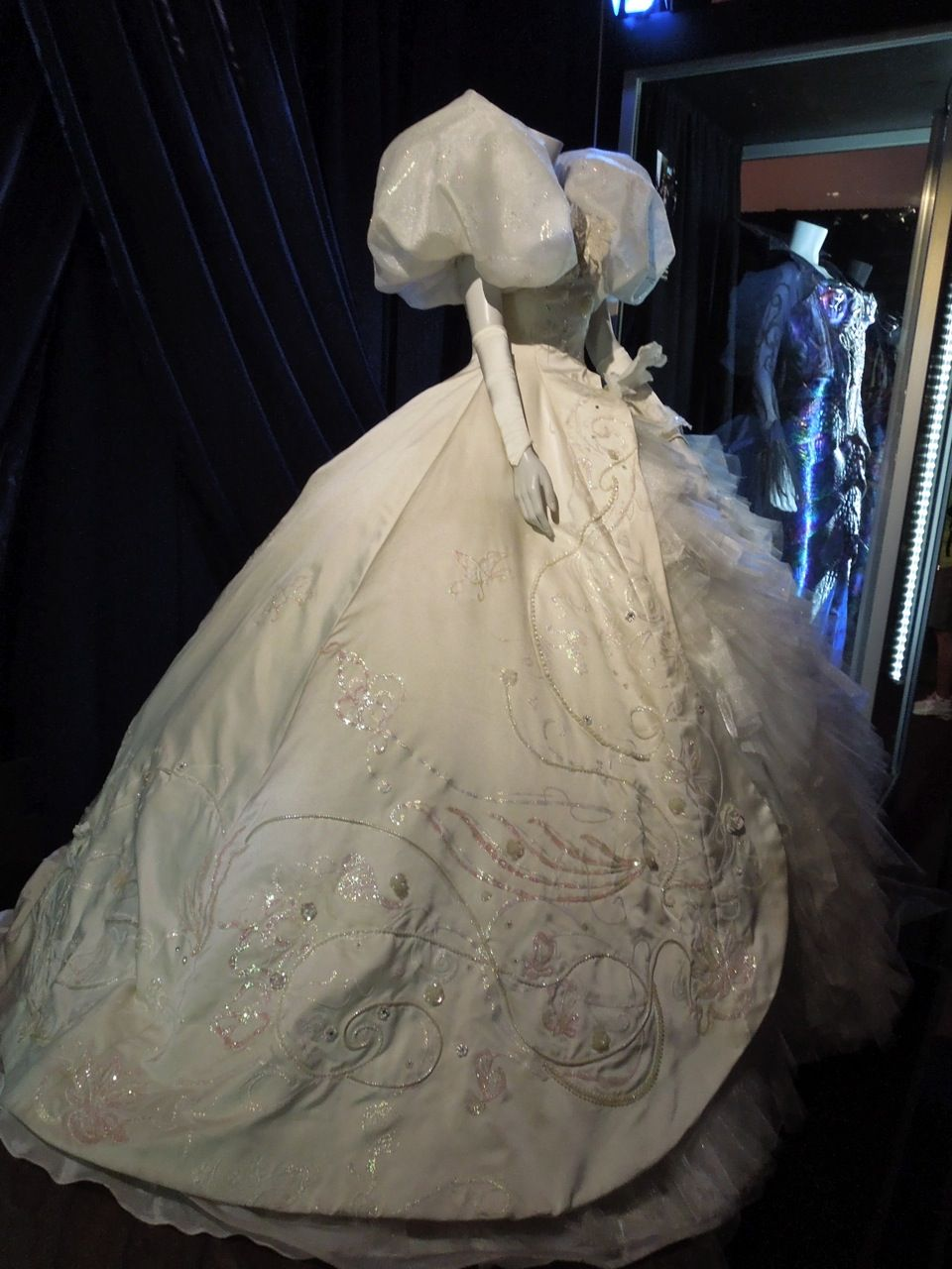 Giselle Enchanted Fairytale Princess Gown Movie Costumes Theatre: Enchanted Giselle Wedding Dress Art At Websimilar.org