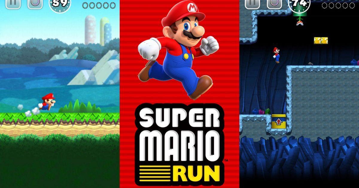 Super Mario Run não funcionará sem internet, O game Super Mario Run, que está vindo para plataforma IOS, não será reproduzido sem internet.