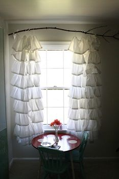 Never buy curtains again: 27 inspiring DIY curtains you can make yourself !!