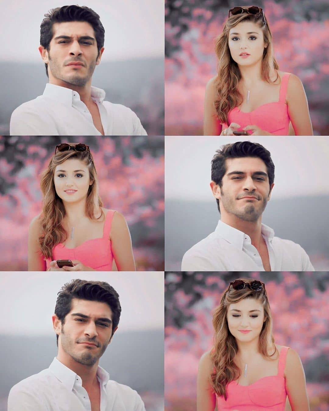 Pin By Faiza On Hande Ercel Most Handsome Actors Murat And Hayat Pics Muslim Beauty