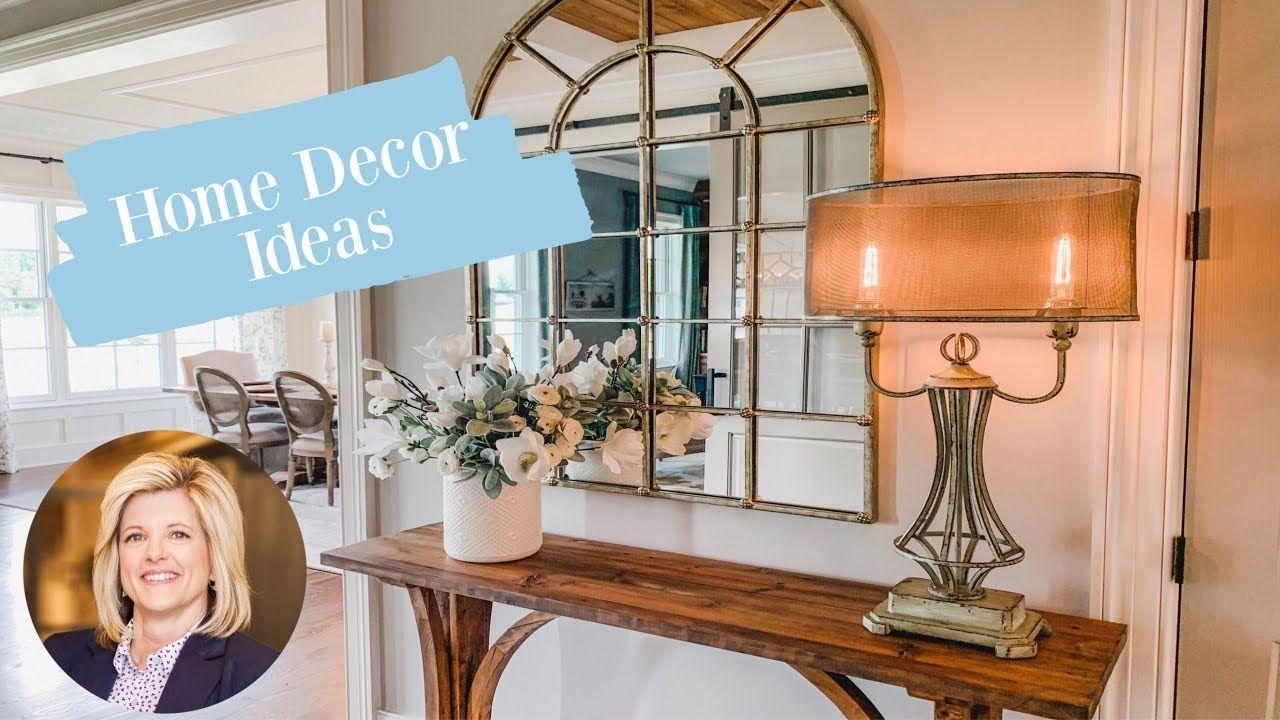 Home Decor Ideas|Jennifer Decorates | Decor, Home decor ...