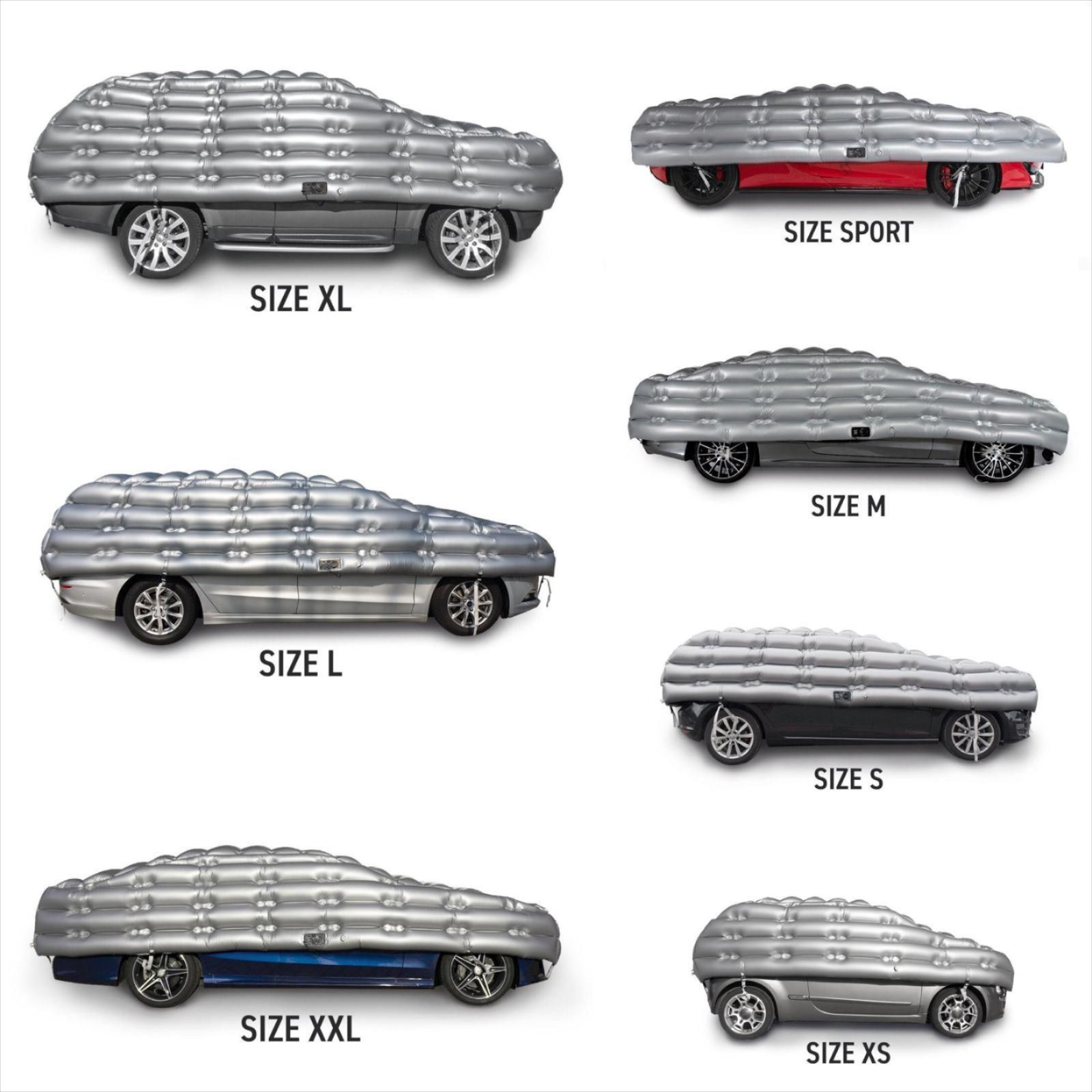Hail Protection Car Cover Hailsuit! Universal! in 2020