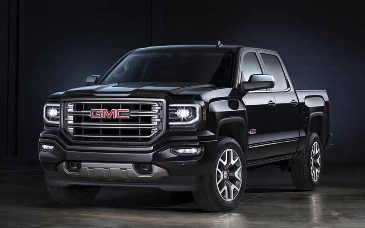 2019 gmc sierra concept redesign and release date car rumor gmc pinterest cars