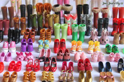 Schoenen voor Barbie