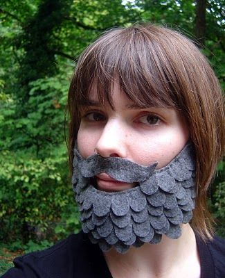 i made you a beard Beards  Moustaches Pinterest - halloween costumes with beards ideas
