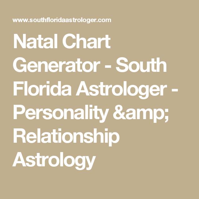 Astrological Chart Generator Rebellions
