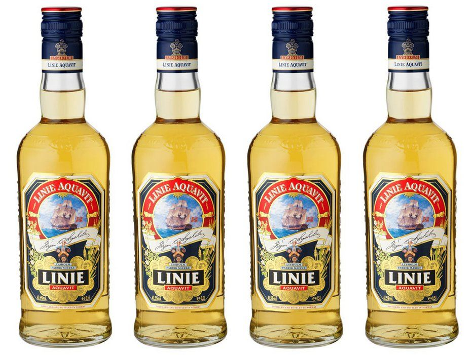 Viking Strong Why Aquavit Is The Drink Of Choice This Fall Drinks Aquavit New Nordic