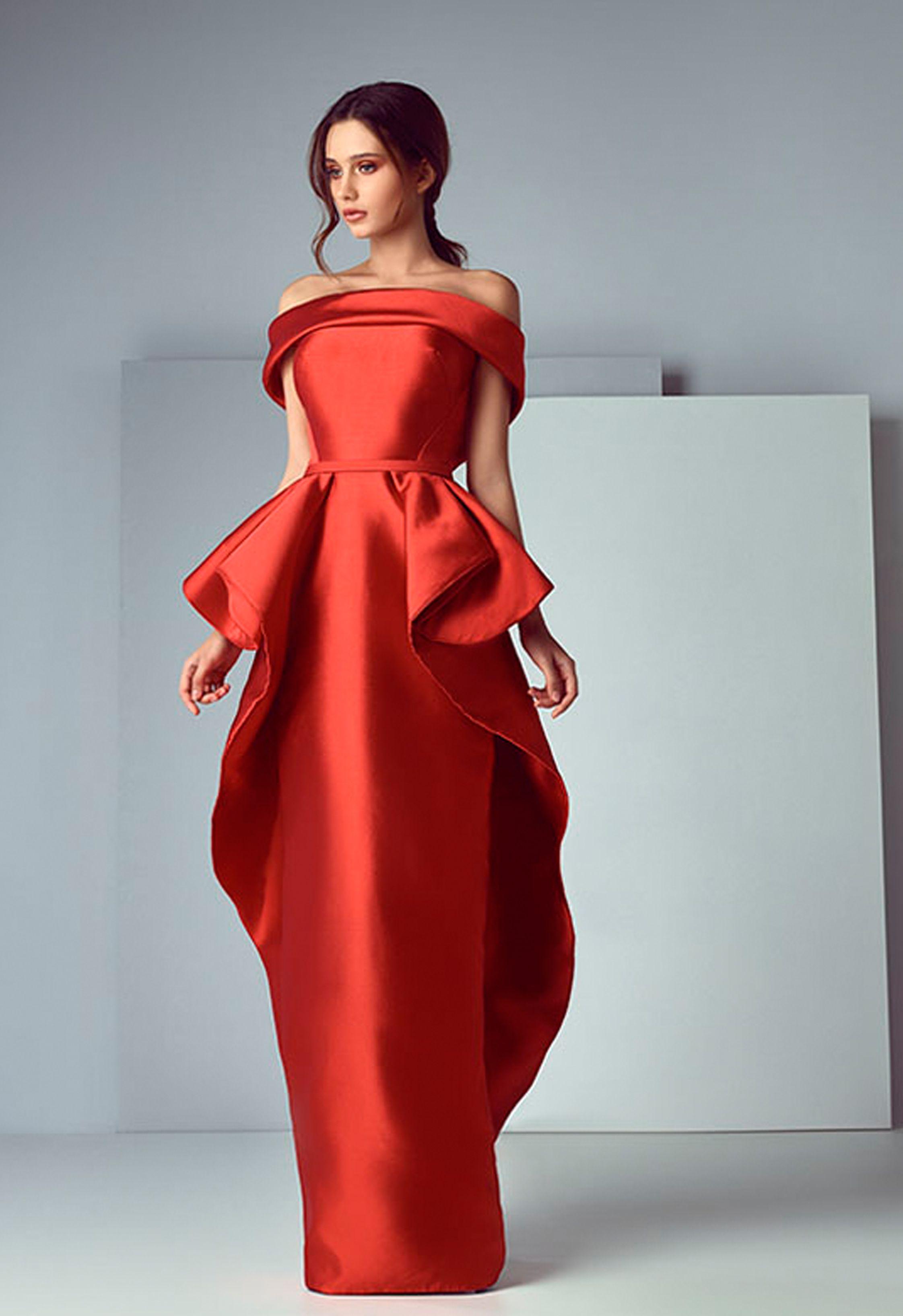 Fantastic Vestidos Novia Rojos Model - Wedding Dress Ideas ...