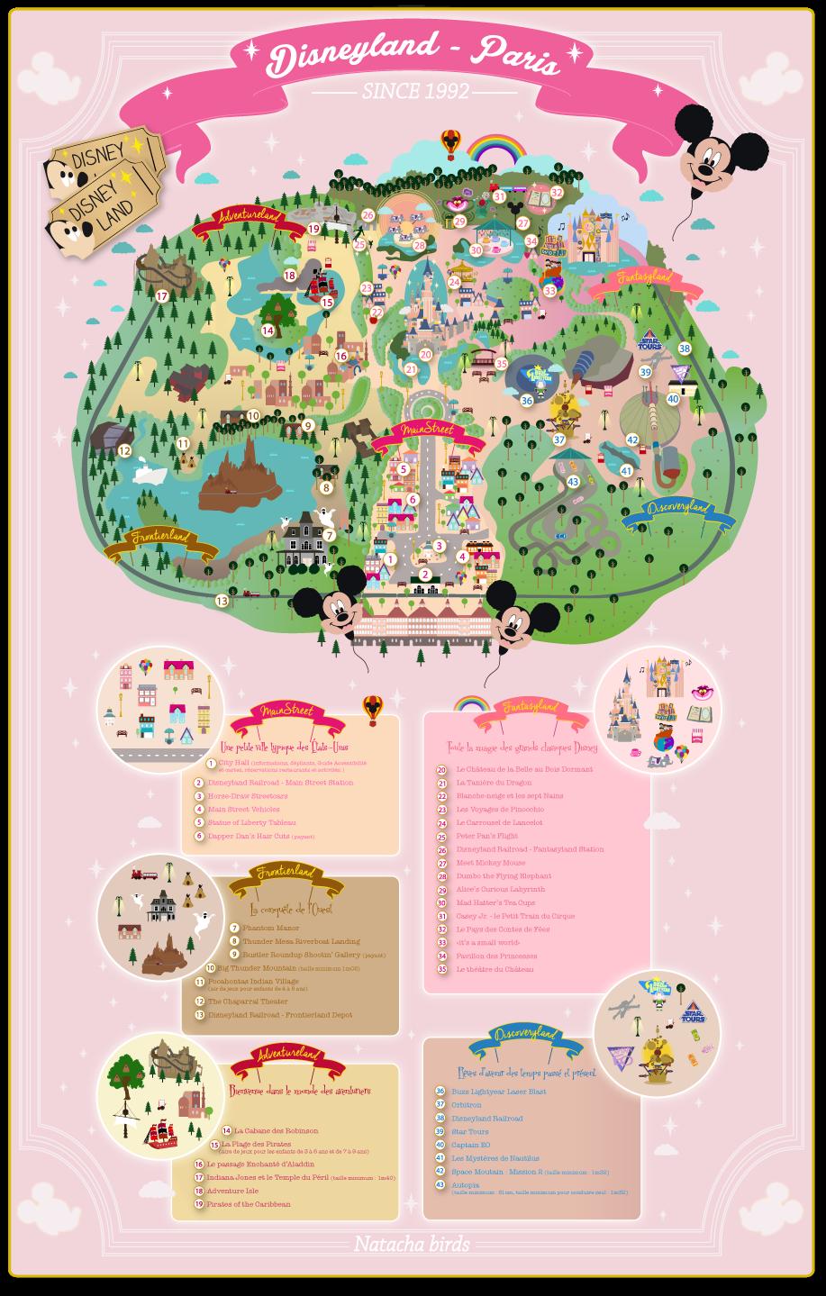 Mapa De Disneyland Paris Para Imprimir.Pin By Elva Gonzalez On Imprimir Disneyland Paris