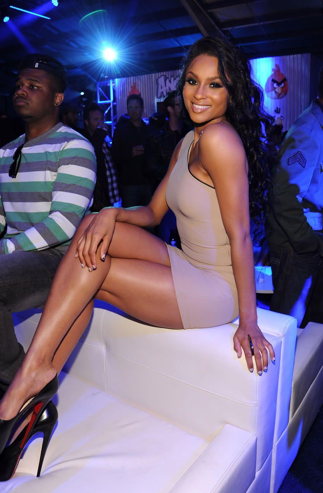 Ciara Has Great Legs  How Do I Get Great Legs -1569