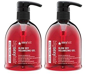 Big Sexy Hair Blow Dry Volumizing Gel 16.9 oz