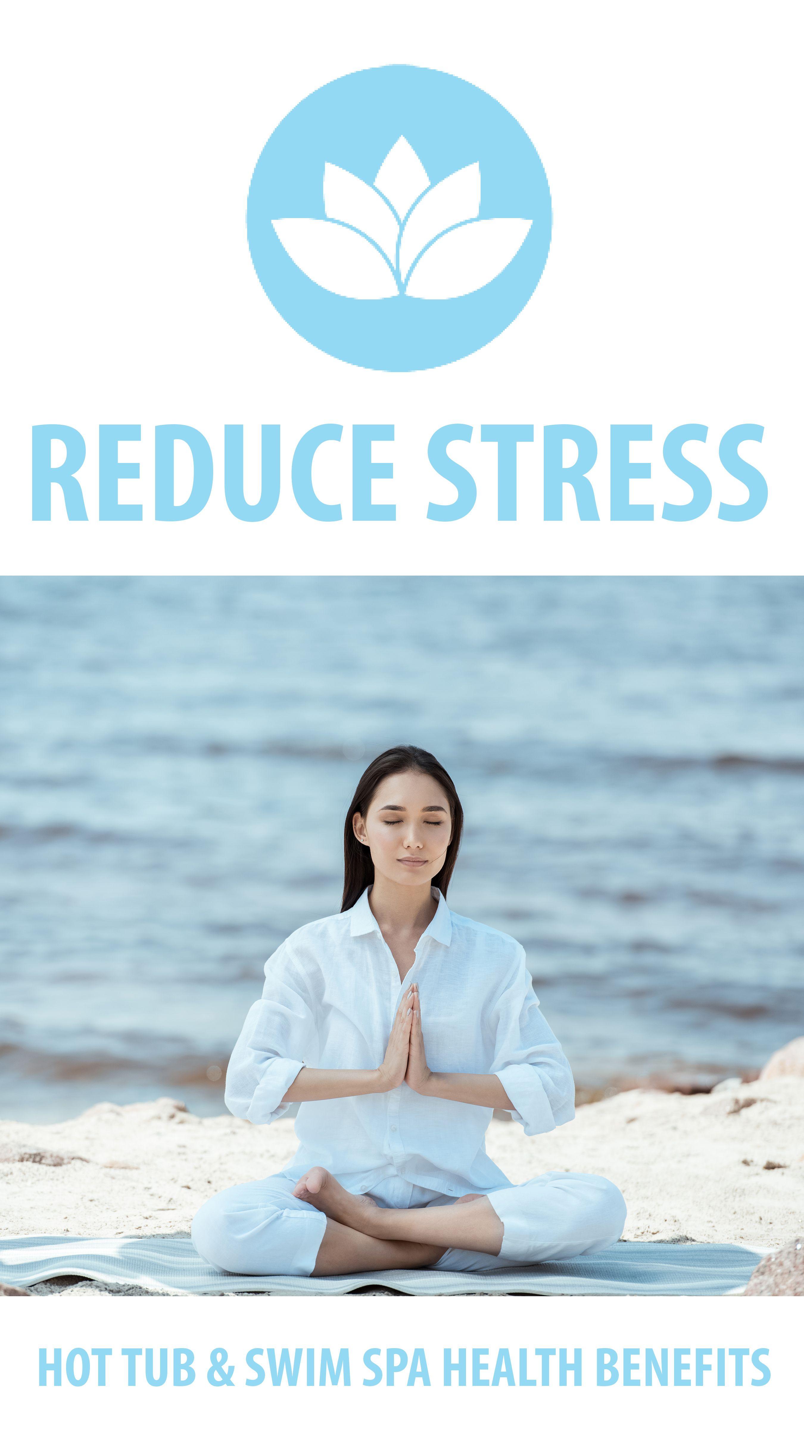 Coastspas hottubs swimspas reducestress stress hot