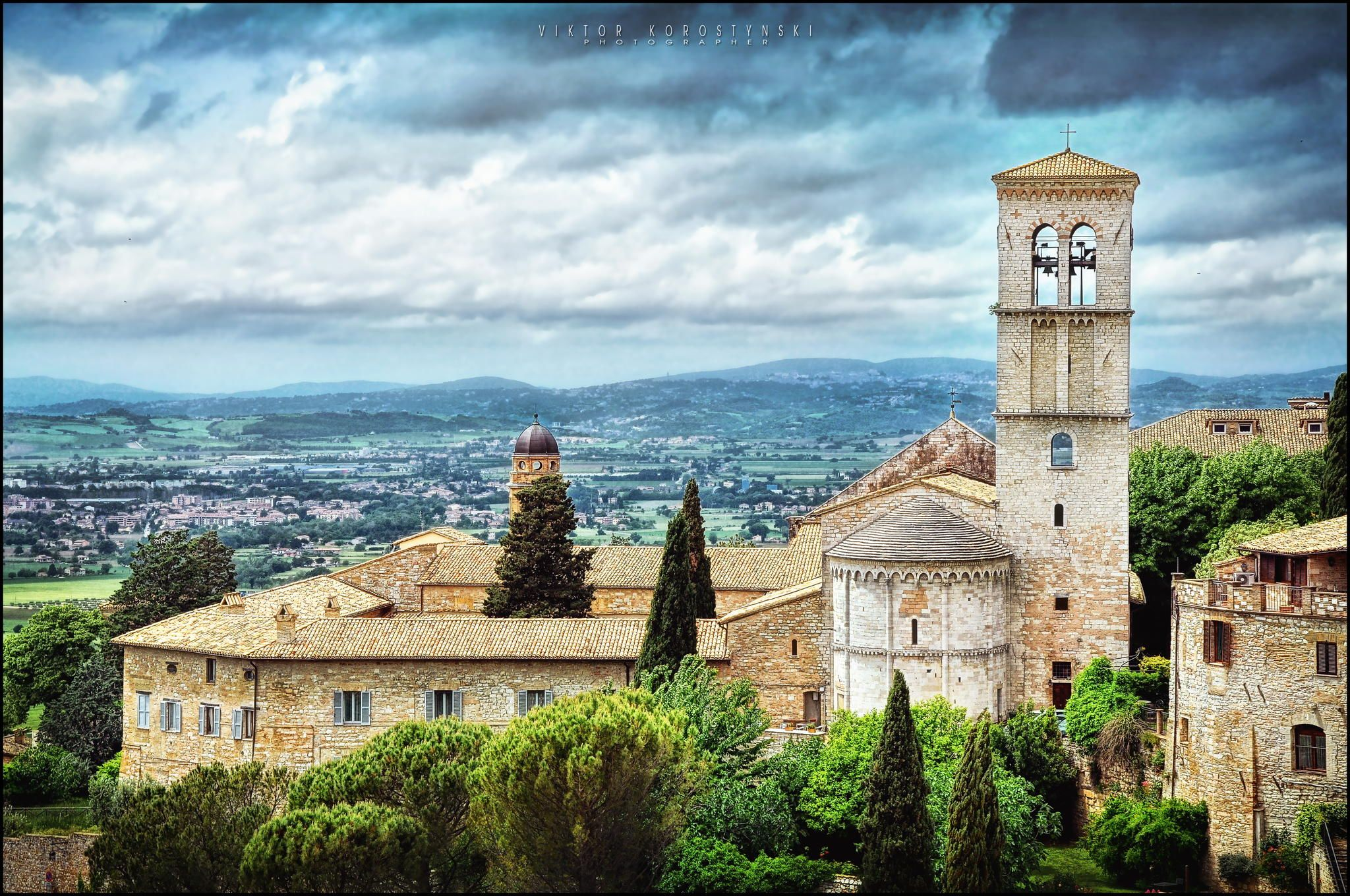 Photograph Assisi. Italy. by Viktor Korostynski on 500px