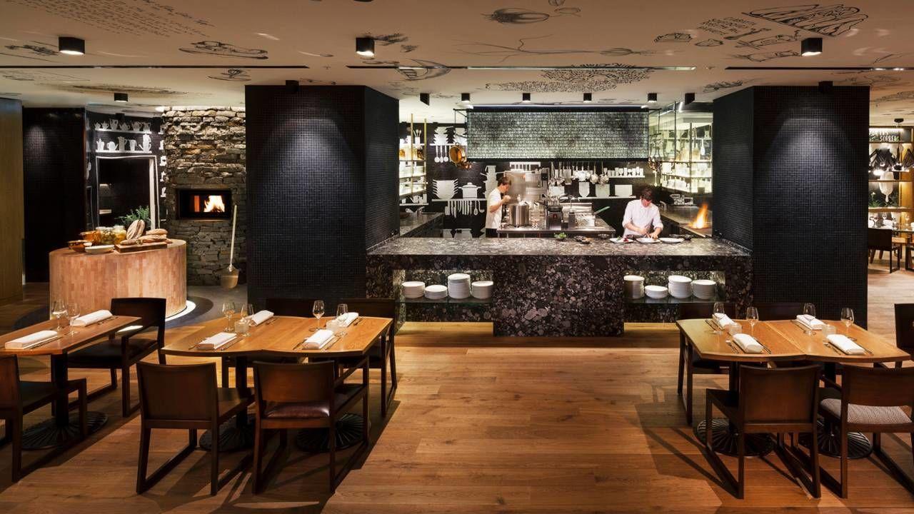 elegante cucina tavolo da caffè layout-sensazionale cucina tavolo ...