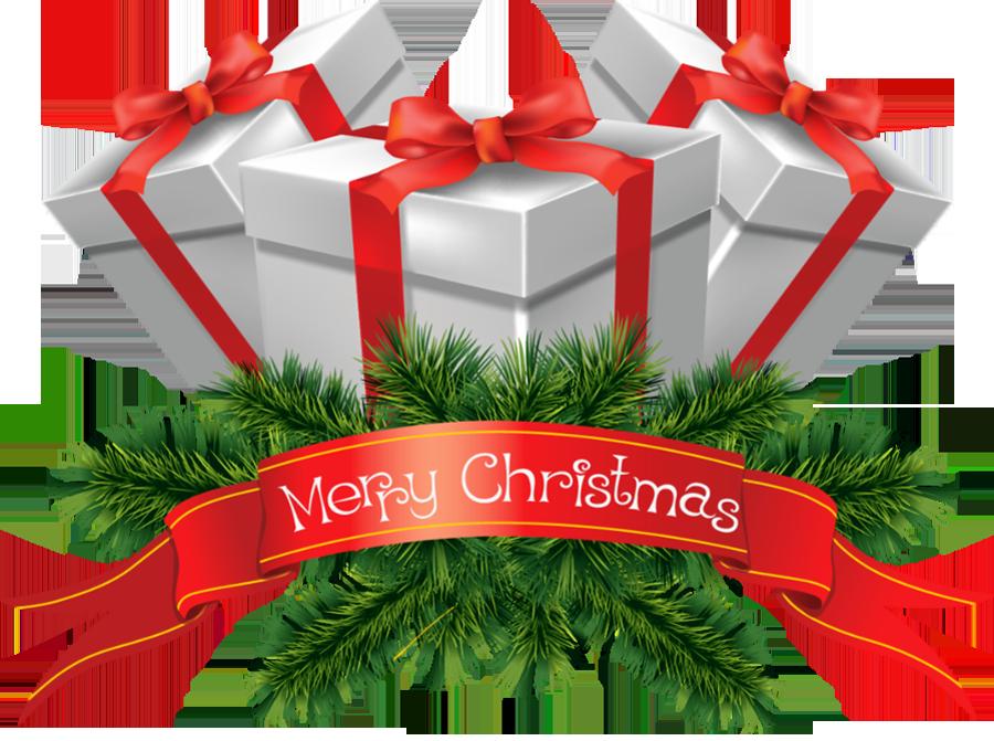 Transparent Merry Christmas Presents Clipart Decoupage Natale Natale Decoupage