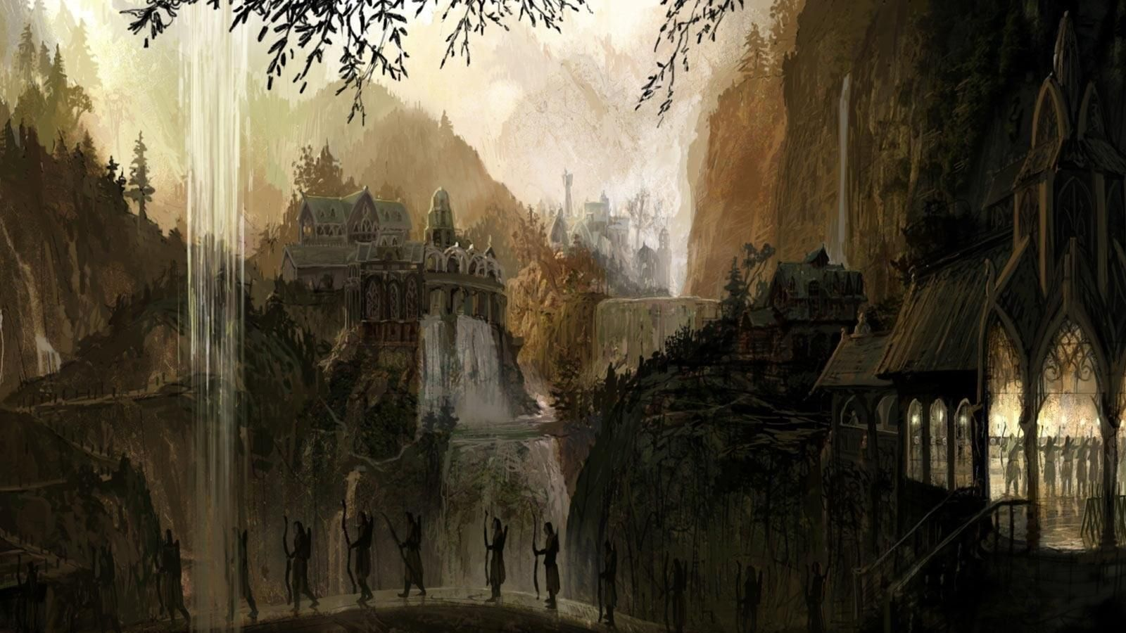 Lord Of The Rings Wallpaper High Definition S9c Lord Of The Rings Middle Earth Art Middle Earth