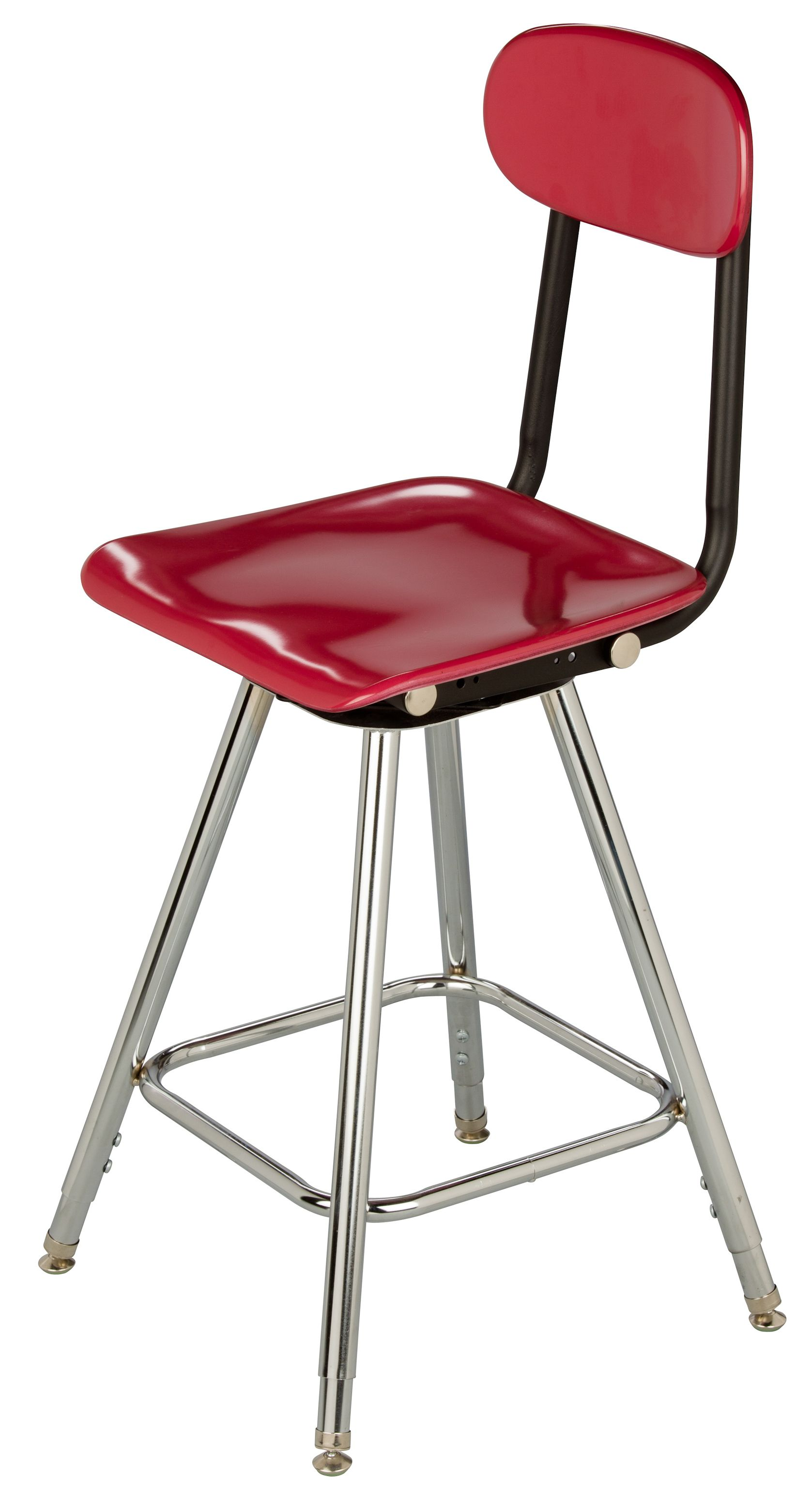 Adjustable Swivel Stool Legacy Seat In 2020 Classroom Chairs Swivel Stool Chair