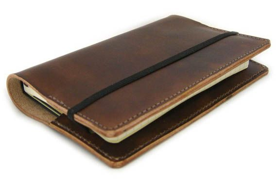 Tagsmith Leather Moleskine Covers