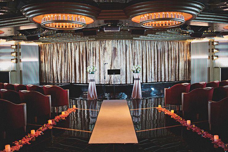 Carnival Cruise Ceremony Decor Cruise Wedding Ceremony Cruise