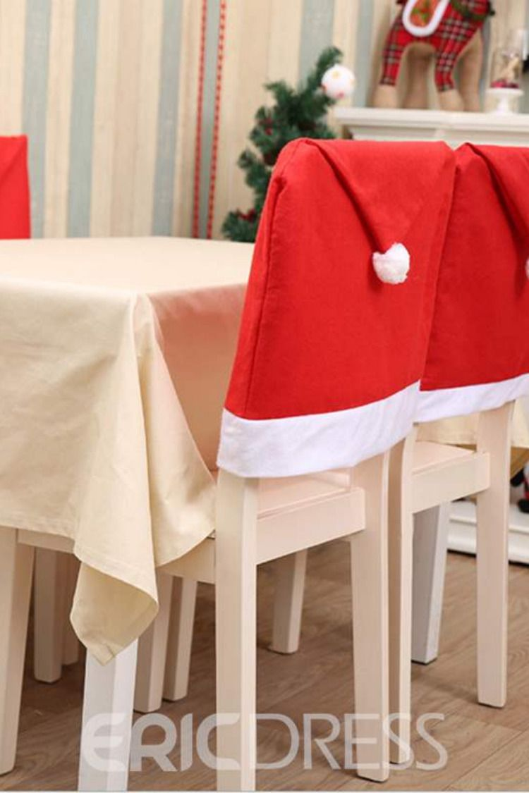 christmas chair covers pinterest ergonomic with armrest ericdress cover in 2018 dresses ideas item code 13544871 type indoor decoration