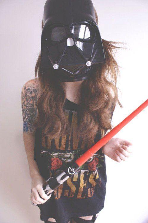 Sexy star wars girls tumblr