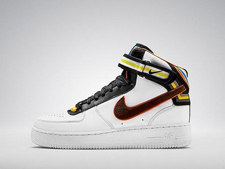 official photos b3e66 4ed31 Details about Nike Air Force 1 High x RT Riccardo Tisci Minotaurs ...