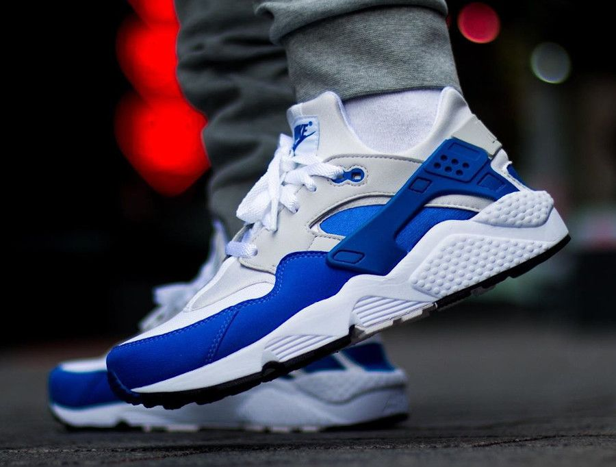 Que vaut la Nike Air Huarache DNA CH.1 87 x 91 Royal Blue